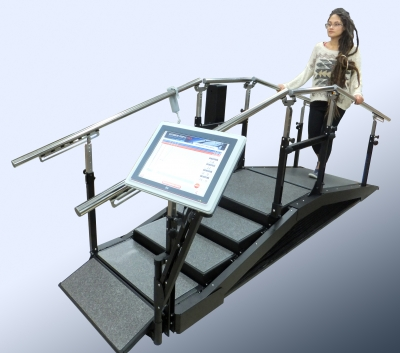 Trappetræning Dynamic Stair Trainer DST 8000 Triple Pro
